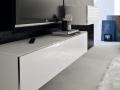 Подвесная тумба под телевизор на заказ – лучшее решение.