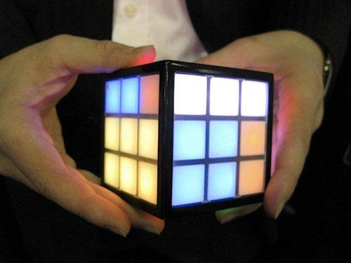 Кубик Рубика гениальная головоломка современности