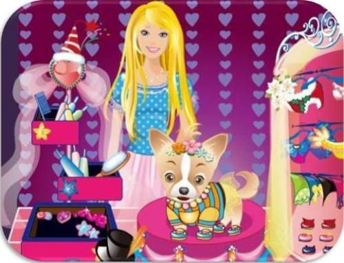 игры для девочек Барби