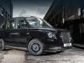 Компания LEVC, производитель знаменитых черных лондонских такси, представила электрический автофургон